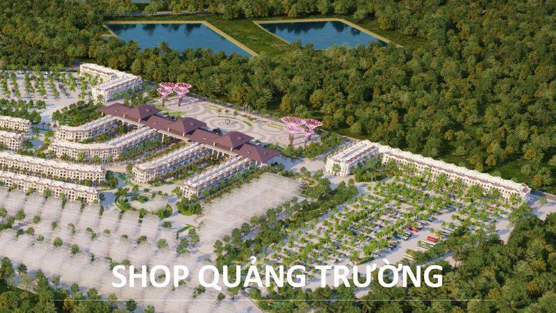 Tiểu khu quảng trường Grand World Phú Quốc